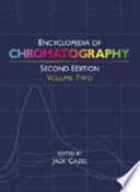 """Encyclopedia of Chromatography"" by Jack Cazes"