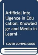 Artificial Intelligence in Education  1997