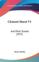 Clement Marot V1