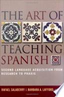 The Art of Teaching Spanish