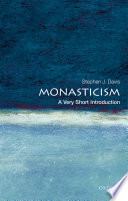 link to Monasticism : a very short introduction in the TCC library catalog