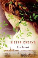 Pdf Bitter Greens