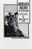 Sherlock Holmes by Gas lamp
