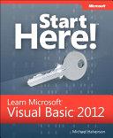 Start Here! Learn Microsoft Visual Basic 2012 Pdf/ePub eBook