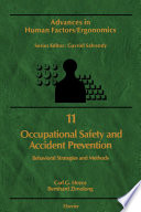 Occupational Safety and Accident Prevention