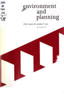 Environment and Planning