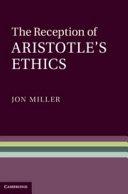 The Reception of Aristotle's Ethics