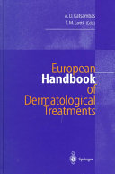 European Handbook of Dermatological Treatments Book