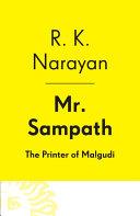 Pdf Mr. Sampath--The Printer of Malgudi Telecharger