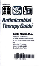 Antimicrobial Therapy Guide and Antimicrobial Prescribing Pocket Guide