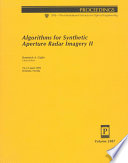 Algorithms for Synthetic Aperture Radar Imagery II