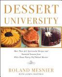 Pdf Dessert University Telecharger