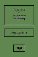 Handbook of Evaporation Technology