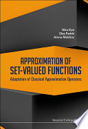 Approximation of Set Valued Functions