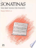 Sonatinas - The First Book for Pianists