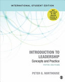 Introduction to Leadership   International Student Edition