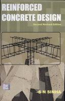 Reinforced Concrete Design  Second Revised Edition