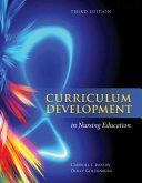 Cover of Curriculum Development in Nursing Education