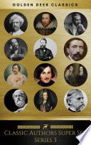 Classic Authors Super Set Series 3 Golden Deer Classics