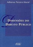 Dimensões do direito público