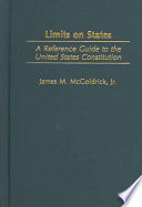 Limits on States
