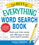 The Best Of Everything Word Search Book