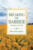 Breaking the Barrier