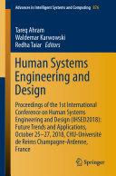 Human Systems Engineering and Design [Pdf/ePub] eBook