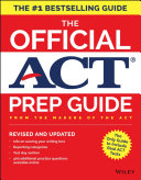 The Official ACT Prep Guide  2018 Edition  Book   Bonus Online Content