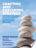EBOOK: Crafting and Executing Strategy: South African Edition