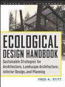 The Ecological Design Handbook Book PDF