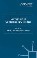 Pdf Corruption in Contemporary Politics Telecharger