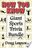 Now You Know     Giant Sports Trivia Bundle