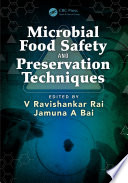 Microbial Food Safety and Preservation Techniques Book