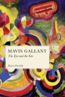 Mavis Gallant [Pdf/ePub] eBook