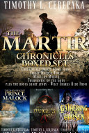 The Martir Chronicles Box Set (epic fantasy/sword and sorcery)