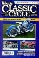 WALNECK'S CLASSIC CYCLE TRADER, DECEMBER 2005