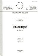 Official Report of Debates [Pdf/ePub] eBook
