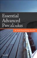 Essential Advanced Precalculus
