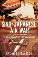 Sino Japanese Air War 1937 1945