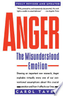 """Anger: The Misunderstood Emotion"" by Carol Tavris"