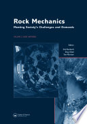 Rock Mechanics  Meeting Society s Challenges and Demands  Two Volume Set