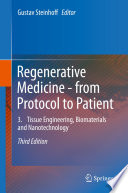 Regenerative Medicine   from Protocol to Patient Book