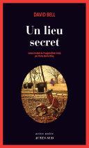 Un Lieu secret ebook