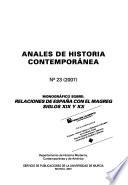Anales de historia contemporánea