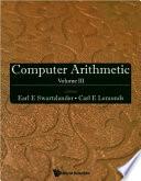 Computer Arithmetic Book