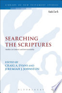 Searching the Scriptures Book PDF
