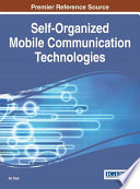 Self Organized Mobile Communication Technologies and Techniques for Network Optimization