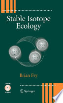 Stable Isotope Ecology Book PDF