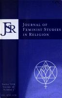 Journal Of Feminist Studies In Religion